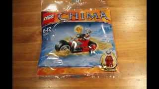 Lego Chima 30265: Worriz