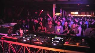 DJ OCTOPUS & ALEX PICCINI @ Nite Park ALTAVOZ 31.10.2015