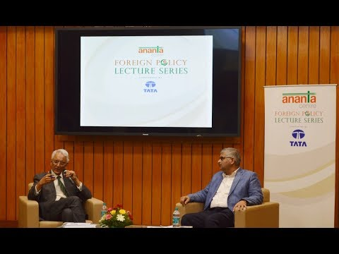 Foreign Policy Lecture Series : India's Foreign Policy in the Twenty First Century