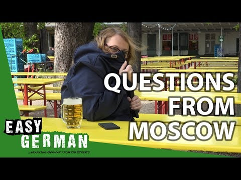 Questions from Moscow | Cari Antwortet (50)