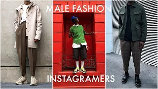 TOP 5 MALE FASHION INSTAGRAMERS | Mens Fashion | Daniel Simmons