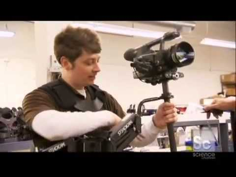 Science of the Movies - Garrett Brown and the Steadicam- part 2