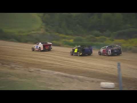 Crate Sportsman 9/2017, Pit View, Woodhull Raceway