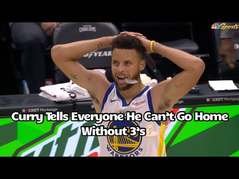 Steph Curry Tells