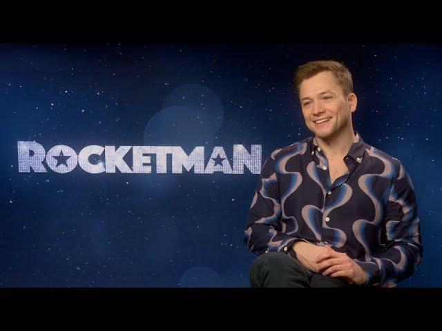 ROCKETMAN interviews - Taron Egerton, Richard Madden, Dexter Fletcher, Bryce Dallas Howard