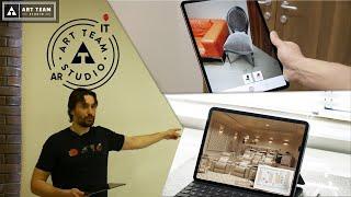 Кулаков Иван «Современные технологии в архитектуре и дизайне». Британская высшая школа дизайна.