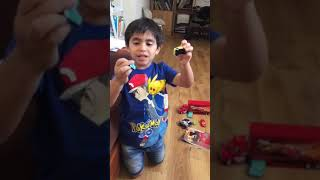 Vicente toys review cars 3