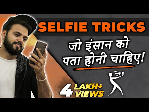 How To Take PERFECT SELFIE | Selfie Tips |