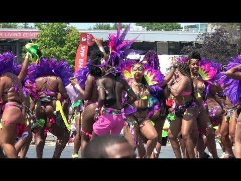 Sunlime Canada - Toronto Caribbean Carnival (Caribana) Parade 2019