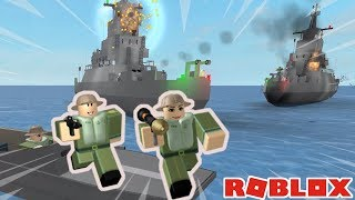 Roblox: Battleship Battle ⚓️/ SINK OR BE SUNK!
