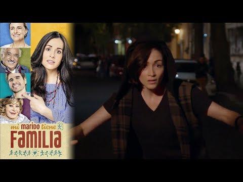 Daniela intenta salvar a Gabriel de un secuestro | Mi marido tiene familia - Televisa