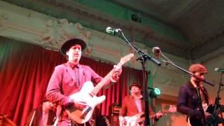 Chuck Prophet - Castro Halloween - Bush Hall, London, England, 14 October 2014