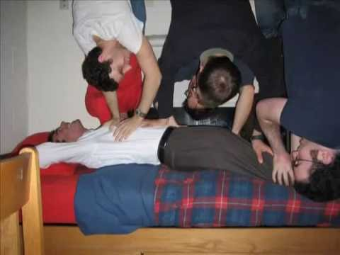 College Dorm Room Prank - Operation relliM