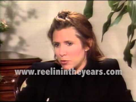 Carrie Fisher Interview 1986 Brian Linehan's City Lights