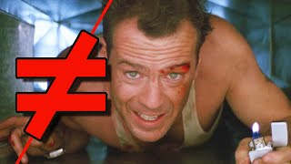 Die Hard - What's the Difference?