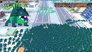 Crowd City World Record Map Control: 100.00% screenshot 1