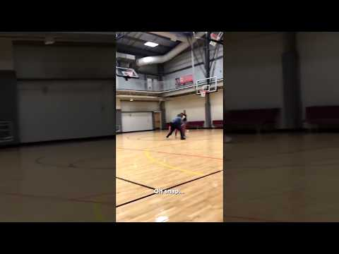 Scotty Perry - Police officer makes Kid look dumb on Basketball Court