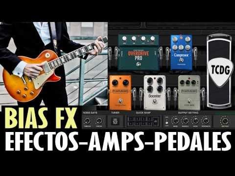 Como Usar Pedales, Amplificadores y Efectos de Guitarra En Tu PC!  | BIAS FX