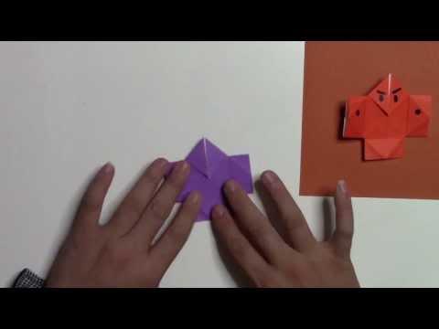 ハート 折り紙 : 折り紙やっこさんの作り方 : lyricslisten.com