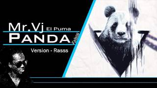 Mr Vj El Puma   Panda Version Rasss   Falsos Prod By Mr Vj  Gari V Studio video music x264