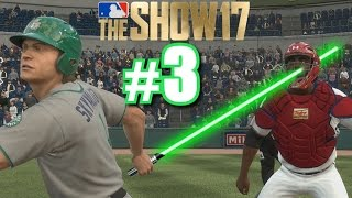TRIPLE PLAY! | MLB The Show 17 | Road to the Show #3