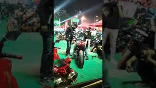 WORLDS LOUDEST EXHAUST FEAT DUCATI PANIGALE 899