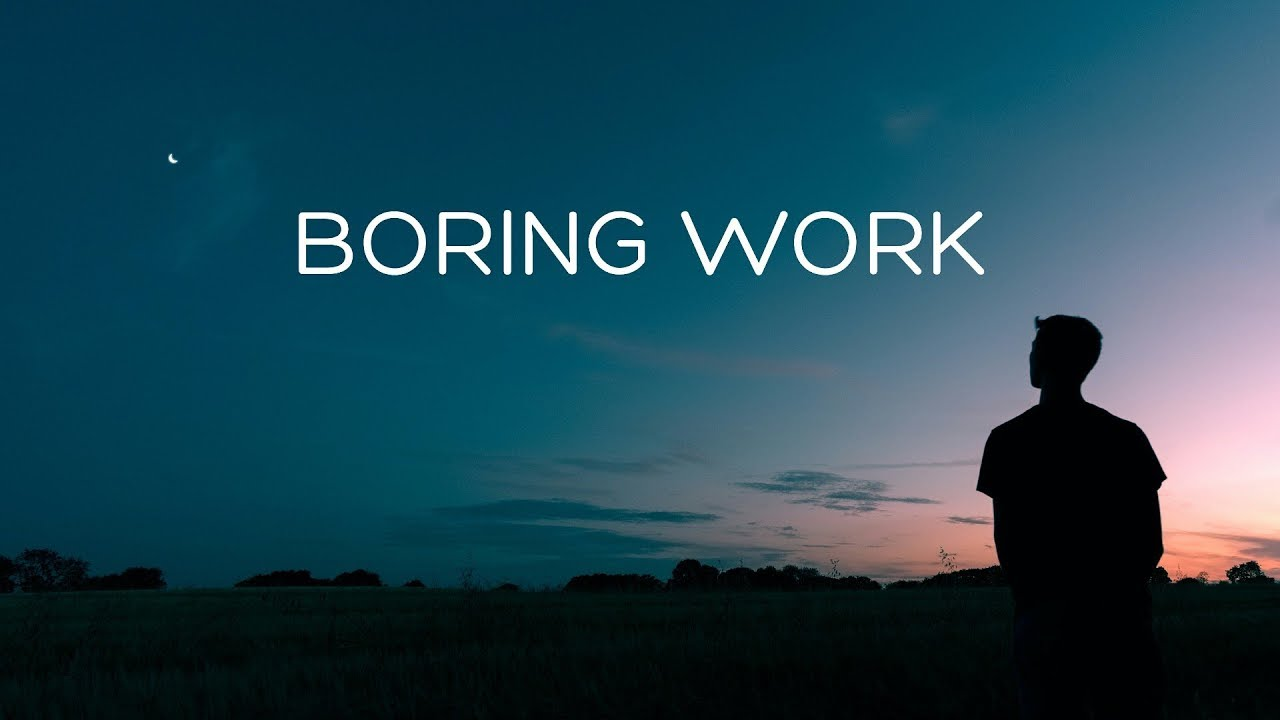 Boring Work | Beautiful Chill Mix