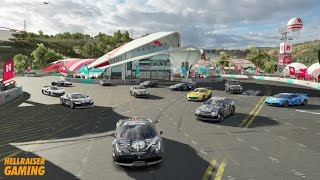 """Forza Horizon 3 """"Gumball 3000"""" Luxury Car Show, World Tour, Point to Point, Drag Races And More!"""
