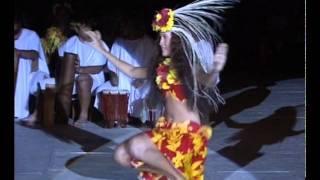 Tahitian Vahine Dance - 7