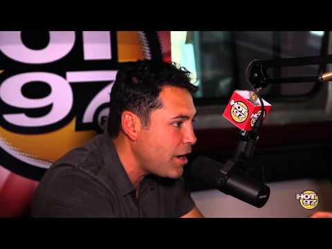De La Hoya talks Floyd, Broner and Beef with Zab Judah