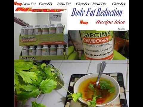 Quick Weight Loss Recipe - Garcinia Cambogia