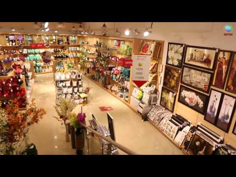 One of the most beautiful and biggest mall in Pune Ishanya Mall Part - 1