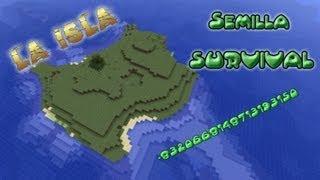 Minecraft Xbox360 - *3* - ESPECIAL SURVIVAL - Semilla/seed 1.8.2 - La Isla