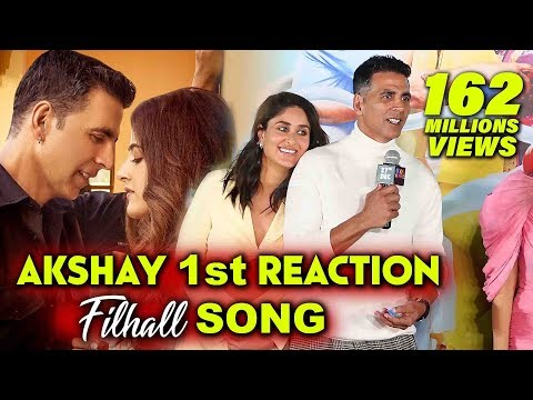 akshay-kumar-first-reaction-on-huge-success-of-first-music-album-song-filhall-|-akshay-best-reply