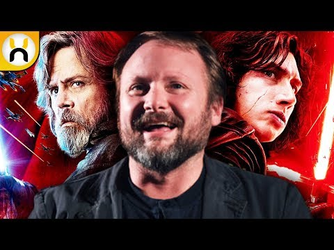 Rian Johnson Says The Last Jedi Was