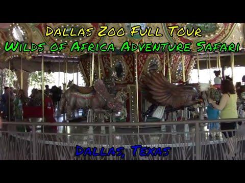 Dallas Zoo Full Tour and Monorail Tour - Dallas, Texas