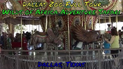 Dallas Zoo Full Tour and Monorail Tour - Dallas, Texas