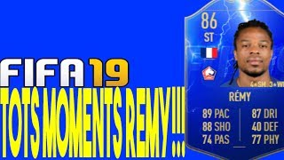 TERRIBLE LOIC REMY SBC!!! (#FIFA19 ULTIMATE TEAM)