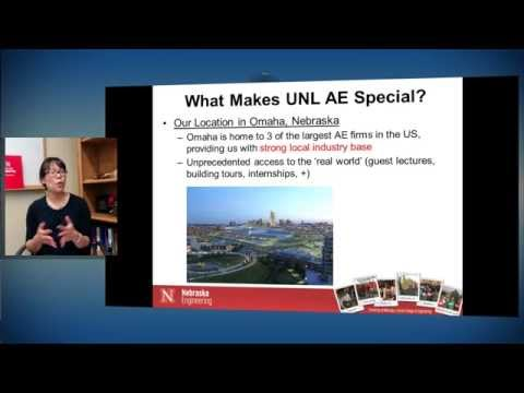 Architectural Engineering (Dr. Lilly Wang) - University of Nebraska - Lincon