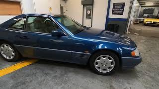 1994 Mercedes R129 SL320 Auto