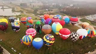 Singha Park International Balloon Festival 2018