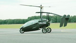flying car 2018