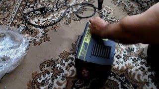 видео сварочный инвертор Эдон