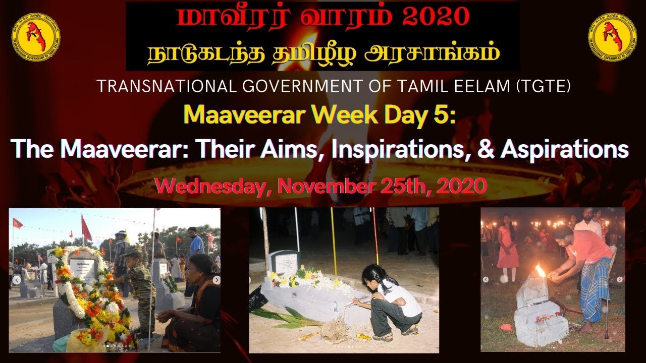 Maaveerar Week Day 5: Inspirations, Aims, and Aspirations of Our Maaveerar