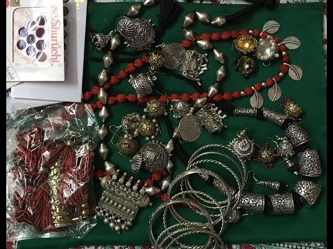#06 Kolkata Haul-Part 2 (Silver & Junk Jewellery)