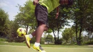 ║►learn The Edgar Davids Soccer Trick◄║new Nutmeg Panna Akka Dribble Skill Tutorial Show How