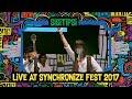Sisitipsi live at SynchronizeFest - 8 Oktober 2017