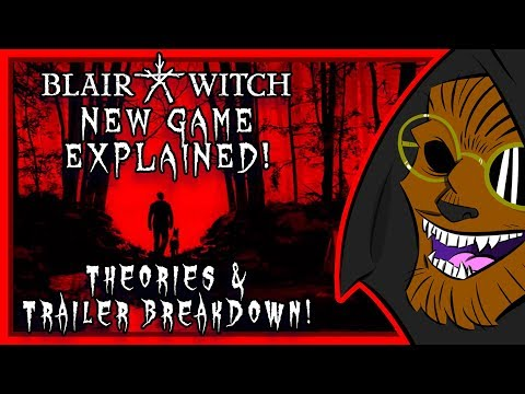 A New Blair Witch Game?!! | E3 Trailer Breakdown & Theories