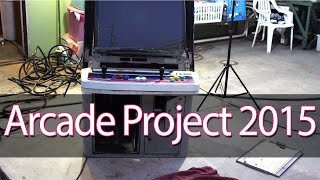 Arcade Candy - Arcade Project 2015 (sega Astro City)