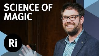 The Psychology of Magic - with Gustav Kuhn